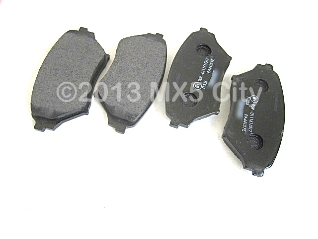 mx5 Front brake pads mk2.5 Big Brake