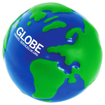 Stress Ball World / Promotional product fully customized  to your requirement UK Supplier