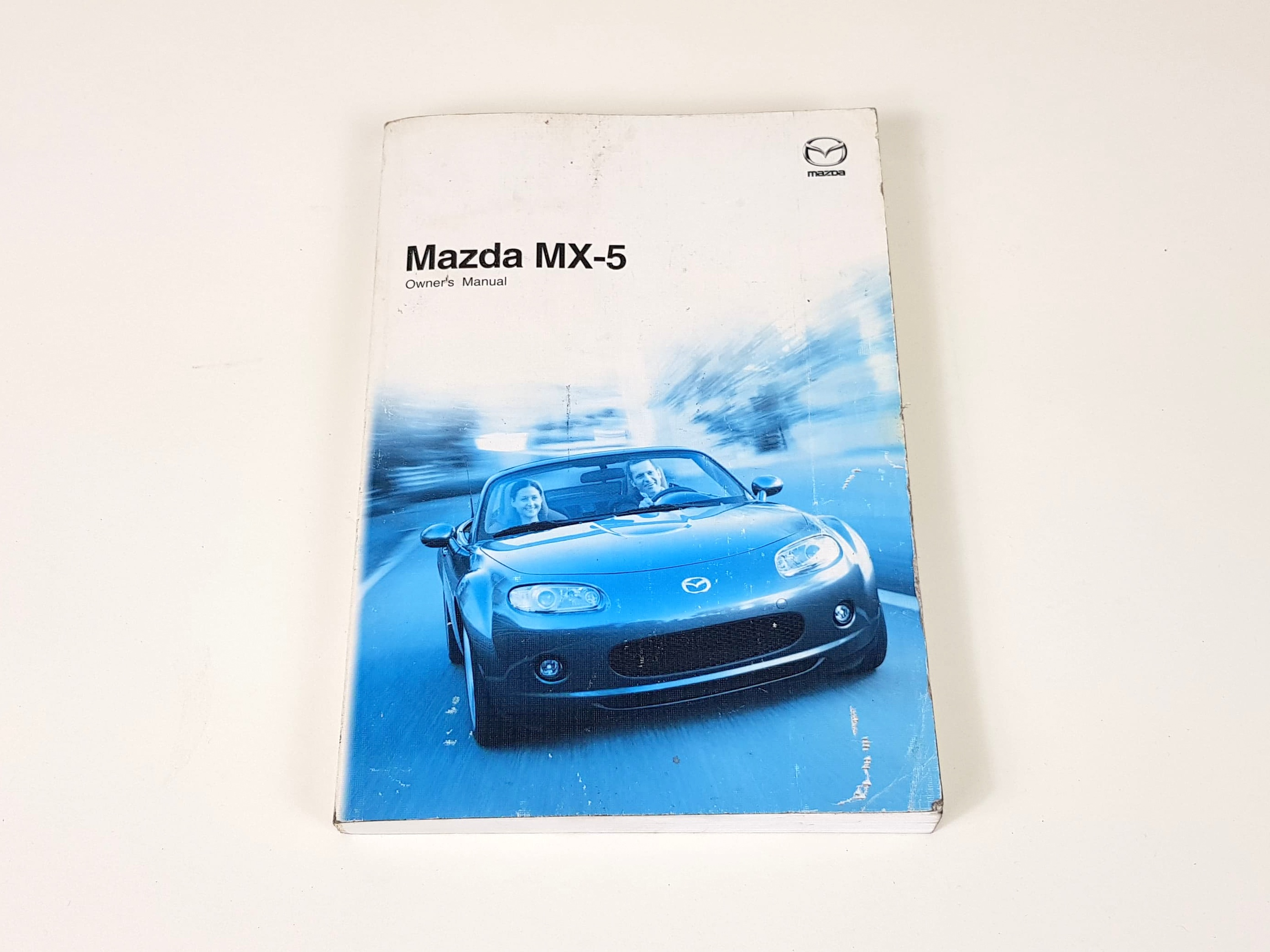Mazda MX5 Owner's Manual Mk1 Mk2 Mk3