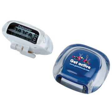 Pedometer / Promotional product fully customized  to your requirement UK Supplier