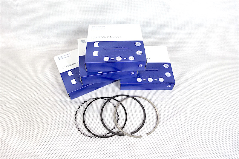 Piston ring set for Mazda MX5 Mk3