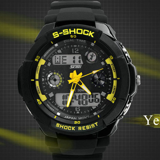 Watch - Shock resistant / Promotional product fully customized  to your requirement UK Supplier