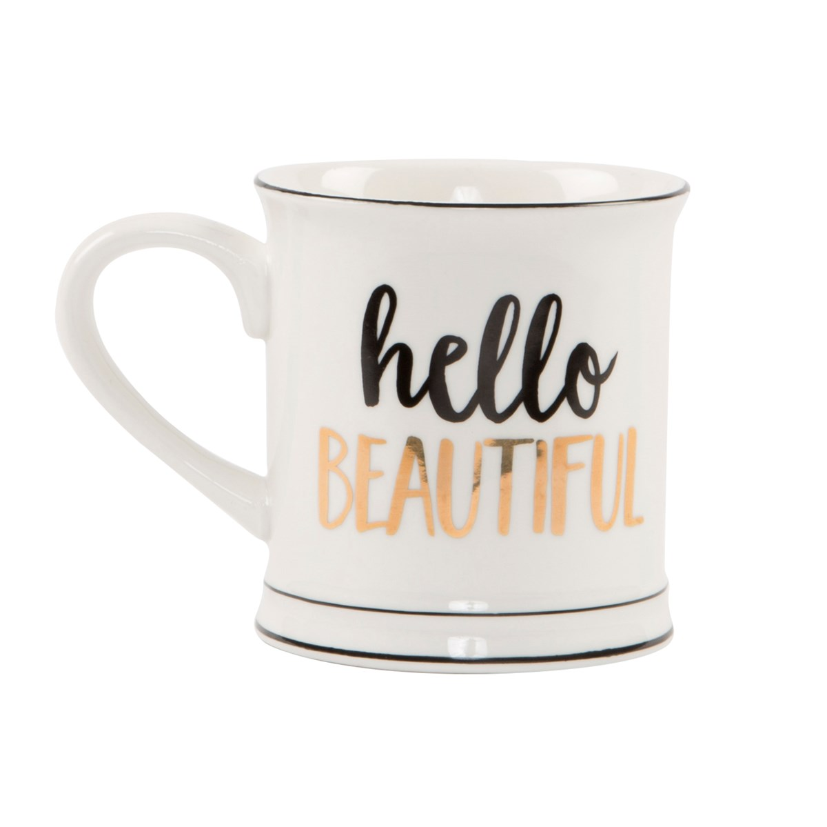 Hello Beautiful Mug