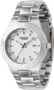Classic Sport Silver Dial Watch  / Promotional product