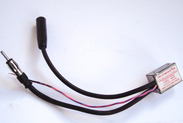 Mazda MX5 Radio Band Expander