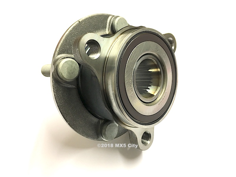 Mazda MX5 Rear wheel hub and bearing assembly for Mk4 ND?