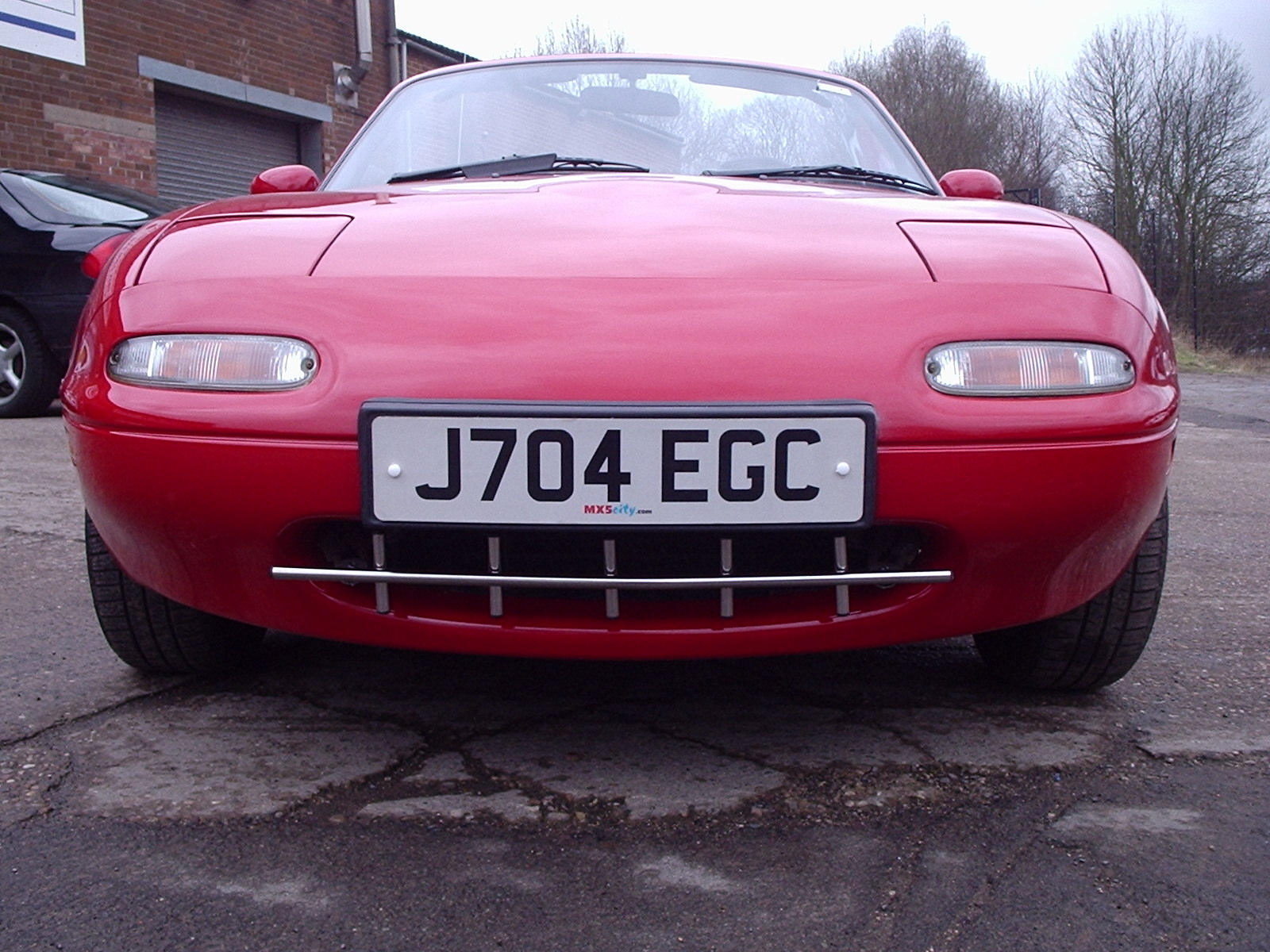 Shark Tooth Grille for Mazda MX5 Mk1