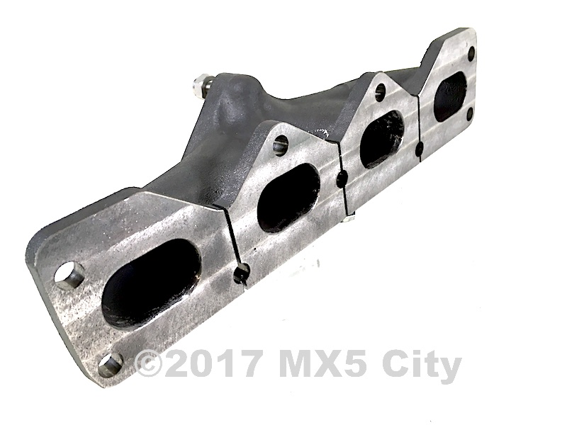 Mazda MX5 turbo manifold kit