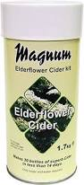 Magnum Elderflower Cider 40 Pint  Kit