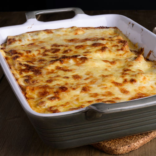 Beef Lasagne - for 4
