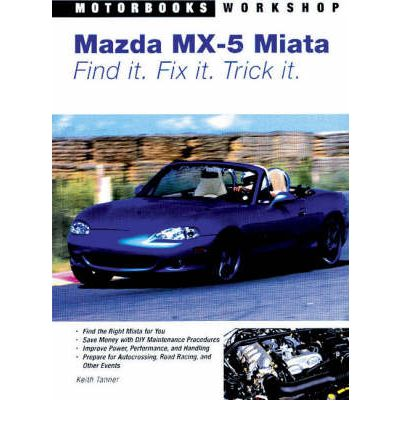 Mazda MX5 guide: Find it Fix it Trick it.