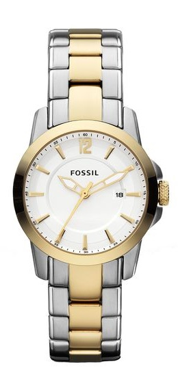 ?Classic Casual Two-Tone Ladies Watch / Promotional product full
