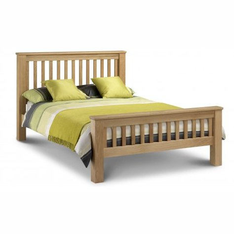 Marlborough Oak Bedstead