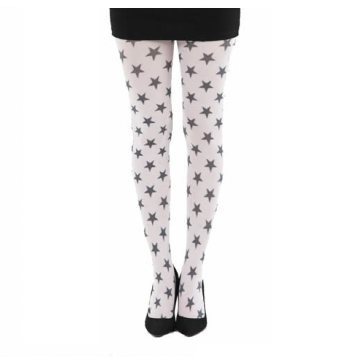 STARS Printed Tights