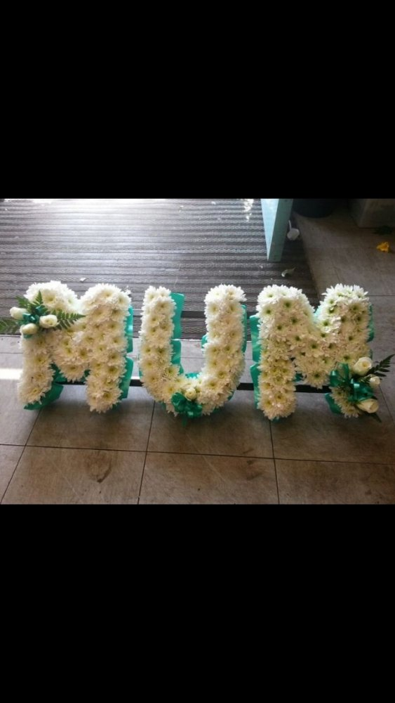 """MUM"" funeral arrangement"