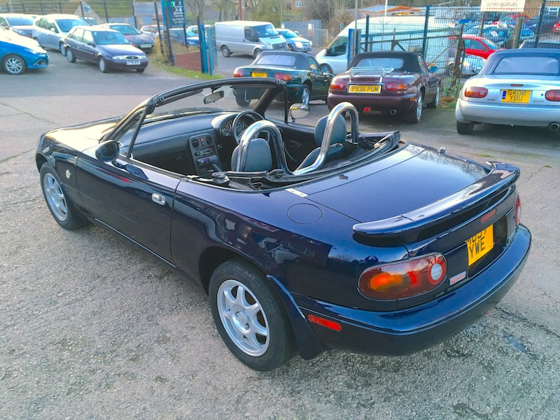 Mazda Eunos Roadster Mk1 1.8 G-Limited Automatic