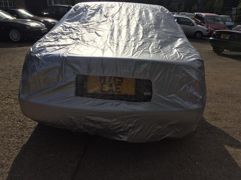Outdoor Rainproof Car Cover