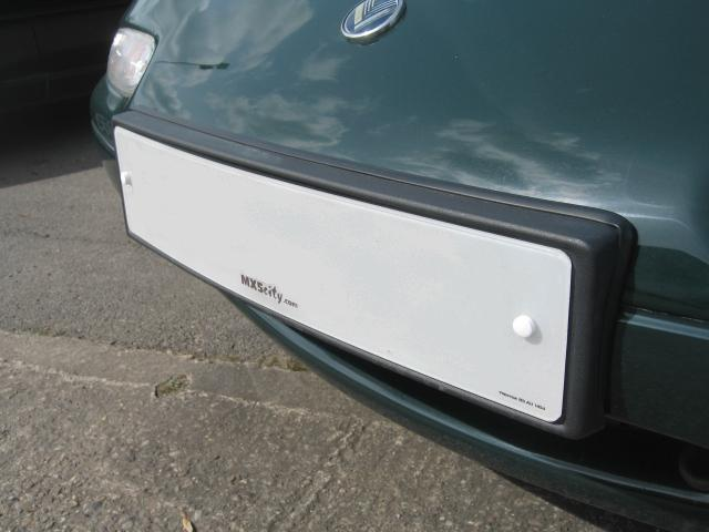 Front Plate Mount Mk1/2/2.5