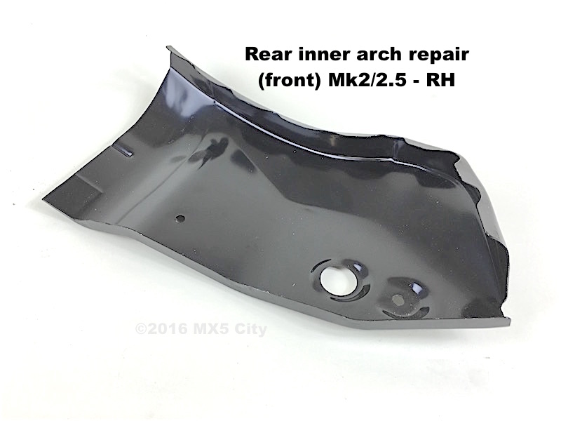 Rear inner arch repair panel Mk2,Mk2.5