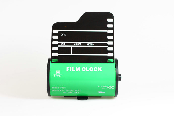 Film alarm clock with time and date LED display / Promotional product fully customized  to your requirement UK Supplier