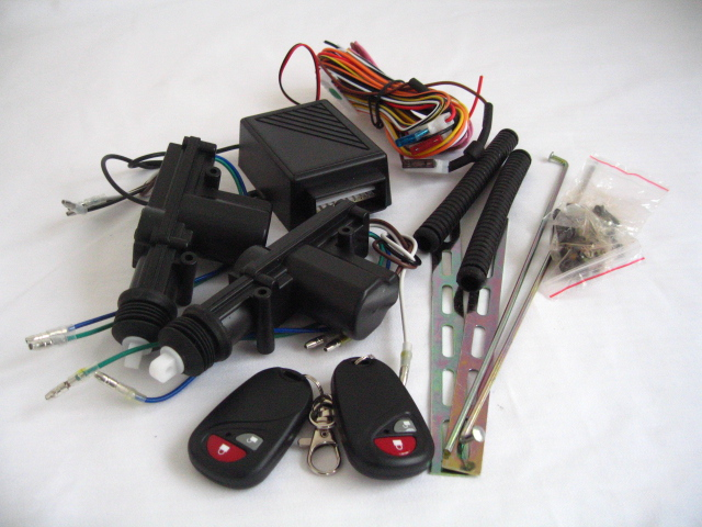 Remote Keyless Central Locking Kit Mazda MX5