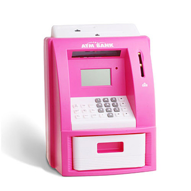 Mini ATM piggy bank / Promotional product fully customized  to your requirement UK Supplier