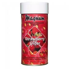 Magnum Strawberry Cider 40 Pint Kit