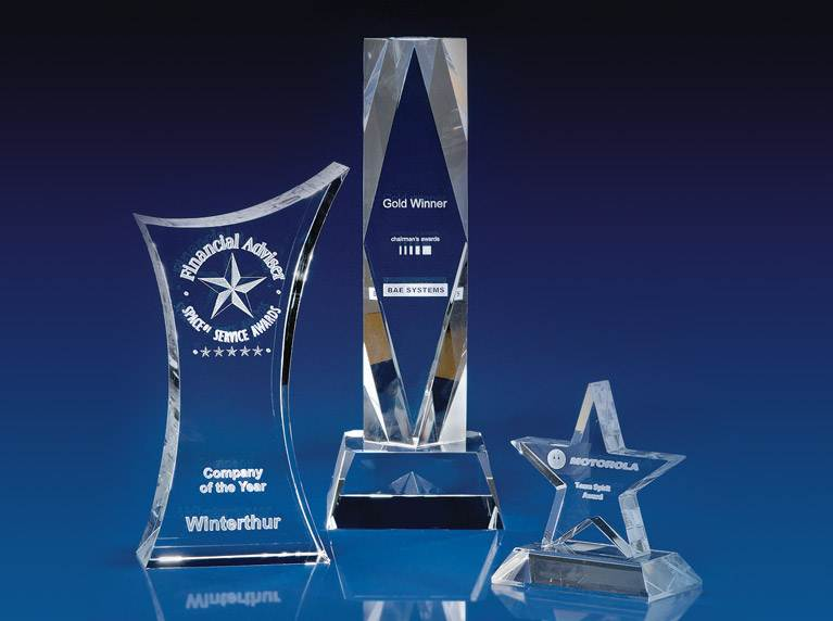 Crystal engraved paper weight / Promotional product fully customized  to your requirement UK Supplier