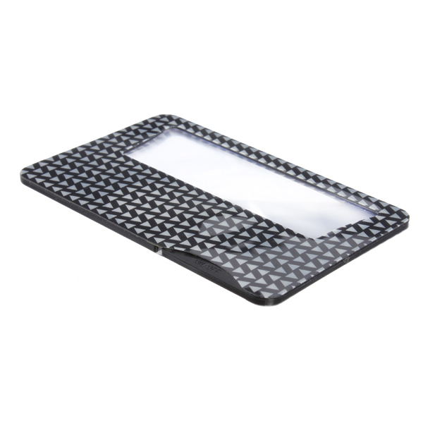 Credit Card LED Magnifier / Promotional product fully customized  to your requirement UK Supplier