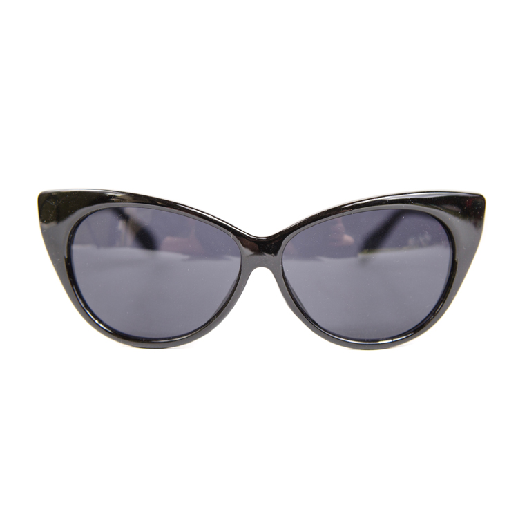 Cats Eye Sunglasses BLACK