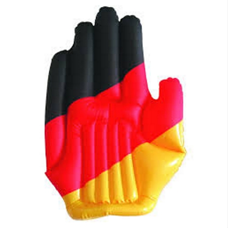 PVC Inflatable Hand / Promotional product fully customized  to y