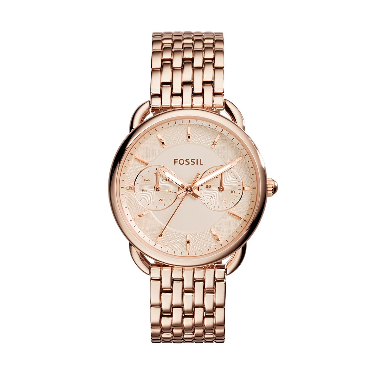 Tailor Ladies Rose Gold Tone Watch / Promotional product