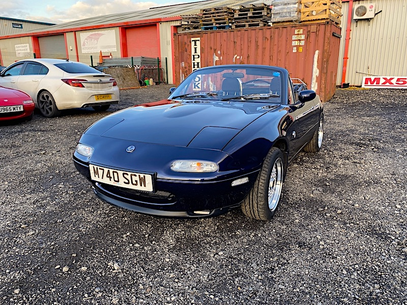 Mazda Eunos Mk1 1.8 G-Ltd Roadster Automatic