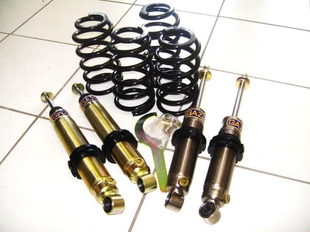 GAZ Fully adjustable suspension kit MK1