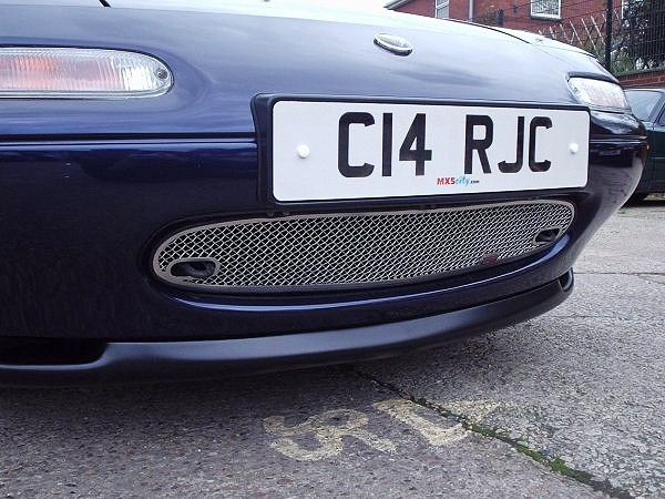 Lockwood Racegrilles for MX5