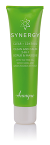 2-in-1 Scrub & Masque for oily skin