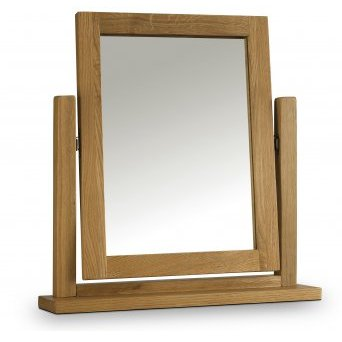 Marlborough Oak Dressing Mirror
