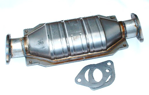 Catalytic converter mk1