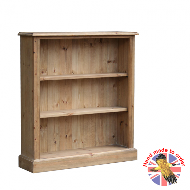 Cottage Pine CD/DVD Bookcases