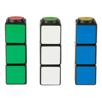 Rubik's Highlighter (1pc) / Promotional product fully customized  to your requirement UK Supplier