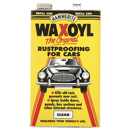 Waxoyl treatment