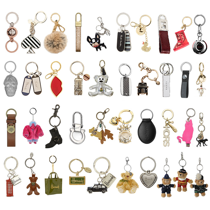 Create Your Own PVC keyring - Bespoke key ring - UK Supplier