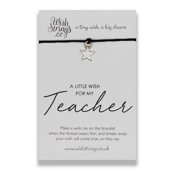 teacher wishstring