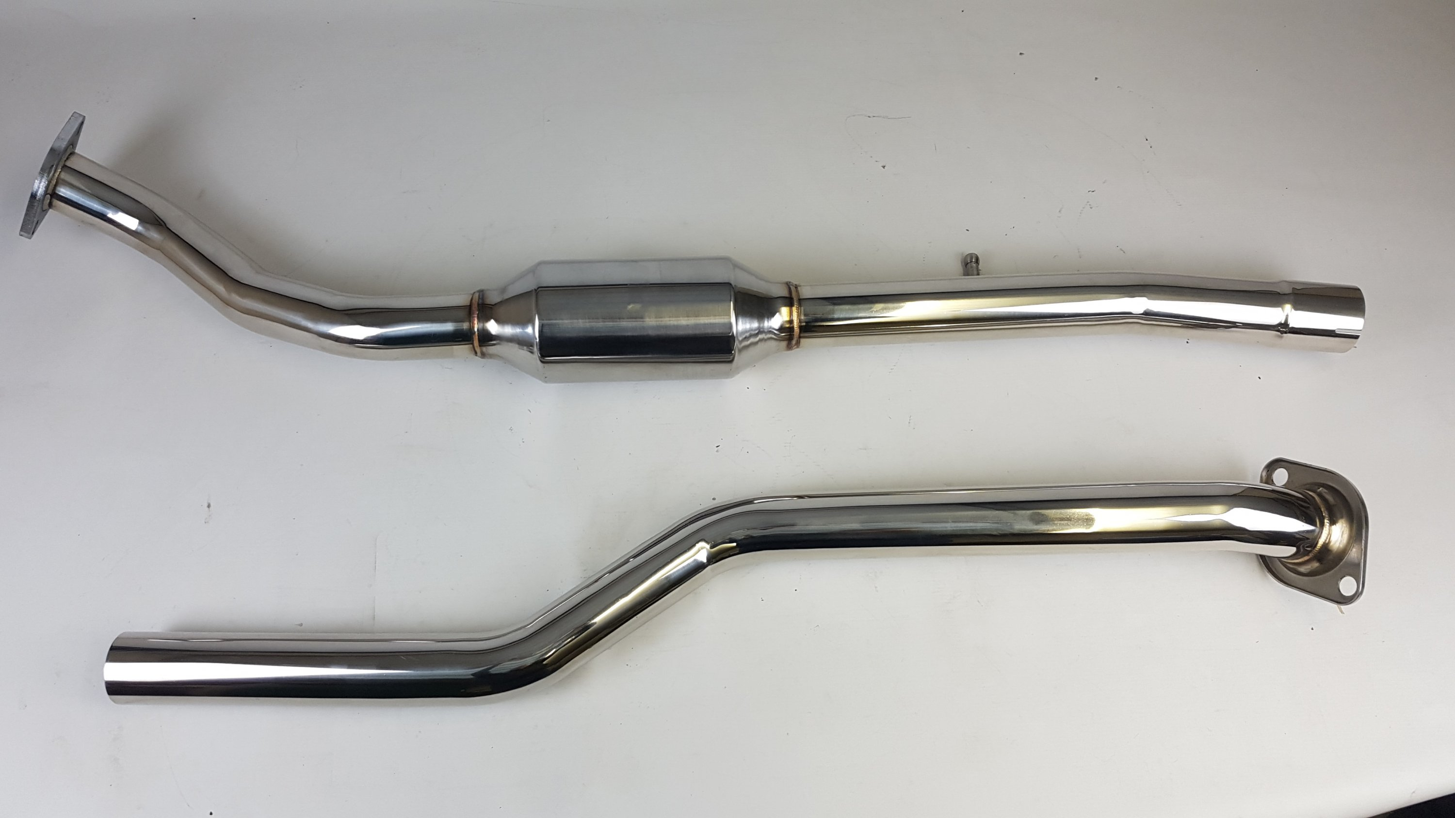 Stainless Sports Cat & Midpipe Mk3/3.5/3.75