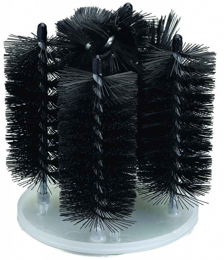 6 Head Brush Set
