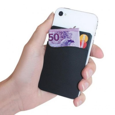 Smart Silicone Wallet - Phone Wallet / Promotional product fully customized  to your requirement UK Supplier