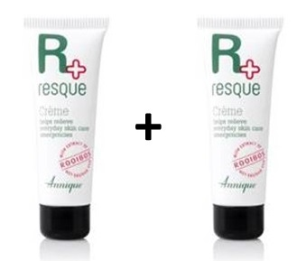 two Resque  30 ml tubes