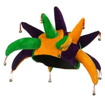 Mardi Gras Hats / Promotional product fully customized  to your requirement UK Supplier