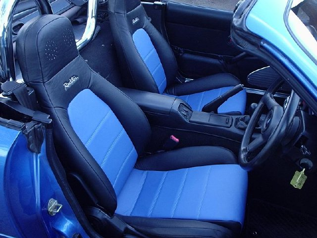 Leather Seat Set for MX5 Mk1