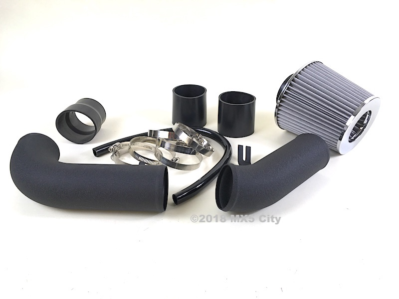 Intake induction system for Mk2 and Mk2.5 models (all 1.6 and 1.